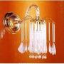 Lampara De Pared Moderna Y Lujo De Una (1) Luz Oferta