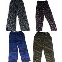 Pantalones De Fibrana Talles Especiales Reales. Liquidacion!