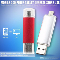 Pendrive Micro Usb 2.0 Flash Soporte Otg. Smartphone/pc 8gb