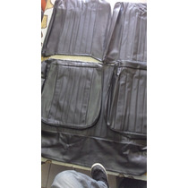Capa Banco Fusca Antigo Gomao Com Costura Eletronica Raridad