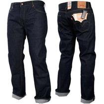 Pantalon Jeans Levis Caballero Strech Mexicano Talla 30 A 38