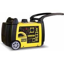 Champion Power Equipment 75537i 3100 Vatios Rv Listo Generad