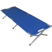 Catre Cama Plegable Para Descansar Medida Jumbo En Aluminio