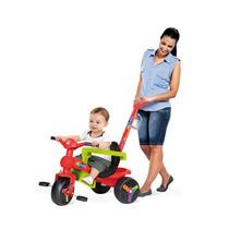 Triciclo Plus Passeio Vermelho Bandeirante - Ref 242