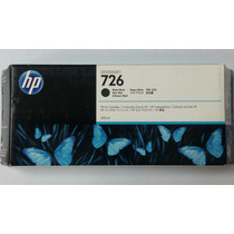 Hp Ch575a Cartucho Hp 726 Original 300ml T1200 T1300 T2300