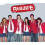 Novela Rebelde 1º 2º E 3º Temporadas Completas, Excelente