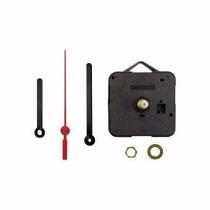 Máquina Para Relógio De Parede Kit 100 Peças 2,30 Cada
