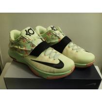 Tenis Nike Air Kevin Durant Talla 14us 32cm 12mx Kdvii