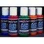 Pinturas Textiles Air Fx Tech Por 5 Env. De 50ml Set Nº2