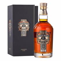 Chivas Regal 25 Años Con Estuche - Whisky Alta Gama