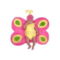 Disfraz Bebe Niña Halloween Mariposa