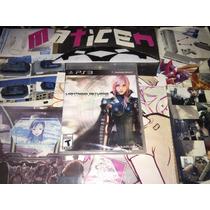 Final Fantasy Xiii Lightning Returns Ps3 . Venta O Cambio ;)