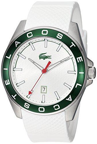 287cde53542a Reloj Lacoste Para Hombre 2010903 Color Blanco