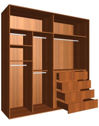 Programa para crear y desglosar muebles cocina y closet Programa para hacer muebles de melamina