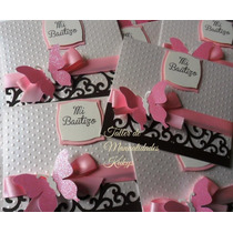 Invitaciones Bautizo Y Baby Shower