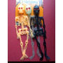 Adorno Para Halloween - 3 Calaveras Colgantes (yosif Andrey)
