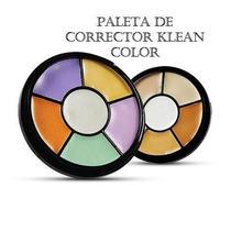 Paleta Pequeña De Corrector Kleancolor Mayor Y Detal