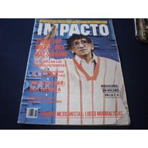 Revista Impacto Madaleno Un Record En La T.v.- Mario Sojo