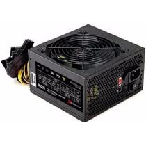 Fonte Gabinete Atx Real 500w S/cabo Powerx Box