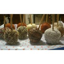 Manzanas Cubiertas Chocolate Turin