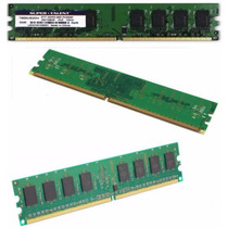 Tarjeta Memoria Ram Ddr2 1 Gb Pc2 Desktop Computadora Pc Ccc