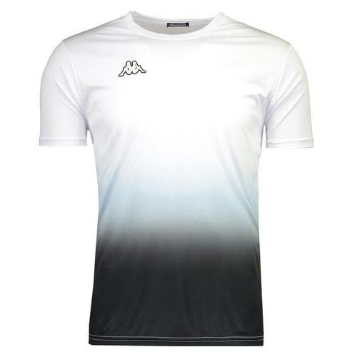 70c8b11870 Camiseta Kappa Clair Masculino - Branca - R  74