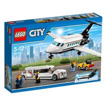 Lego City Avion De Servicio Vip 364pcs Original