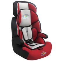 Cadeira Para Auto Baby Style 9 A 36kg Cometa Vermelho/preto