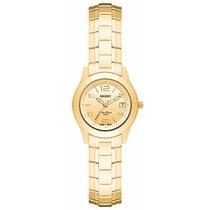 Relógio Pulso Orient Feminino Pequeno Top + Brinde Grátis
