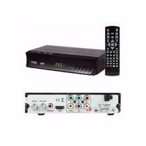 Kit 7x Conversor Tv Digital Função Gravador Usb Hd