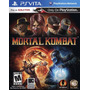 Mortal Kombat - Ps Vita Fgk