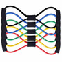 Corda Elástica Extensor Bíceps Tríceps Peitoral Braço Ombro