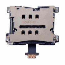 Flexor Sim Htc One M7 Bandeja Porta Chip Original Flex