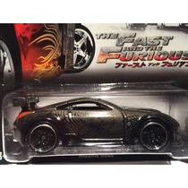 Hot Wheels 1:64 Rapido Y Furioso Nissan 350z