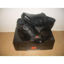 Zapatos Negros Escolares Martucci Talla 37