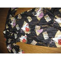 Kimono Japonês Original Robe Feminino