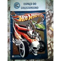Álbum Figurinhas Hot Wheels 2012 - Completo Para Colar