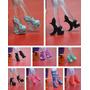 Sapato Para Boneca Monster High * Bota Sapatinho (1 Par )