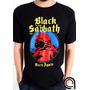 Camiseta Black Sabbath Born Again