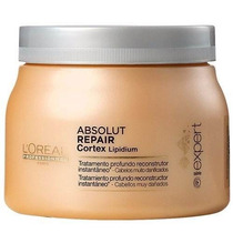 Máscara Loréal Absolut Repair Córtex Lipidium 500g Original