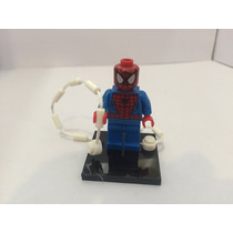 Hombre Araña Spider Man Super Heroe Compatible Lego