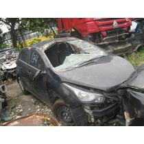 Hyundai Hb20 Ano 2012 Sucata Inteira Para Peças