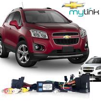 Desbloqueio Mylink Chevrolet Tracker Interface De Tela