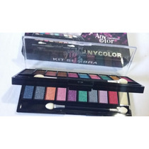Kit De Sombras Com 20 Cores Any Color
