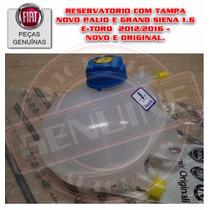 Reservatório Agua Radiador Novo Palio 1.6 E-torq - Original