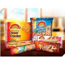 Biscoitos Liane Sem Lactose De Todos Os Tipos!