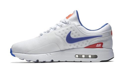 new styles 2bee3 54525 tenis air max zero qs ultra marine hombre