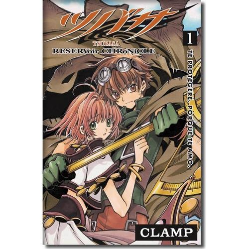 Manga Tsubasa Reservoir Chronicle Tomo 1 Al 4 Precio X C/u