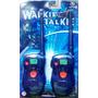 Rádio Walk Talk (walkie Talkie) Infantil Azul Frete Grátis