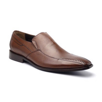Sapato Social Masculino Couro Pelica Stu 43001 Di Pollini